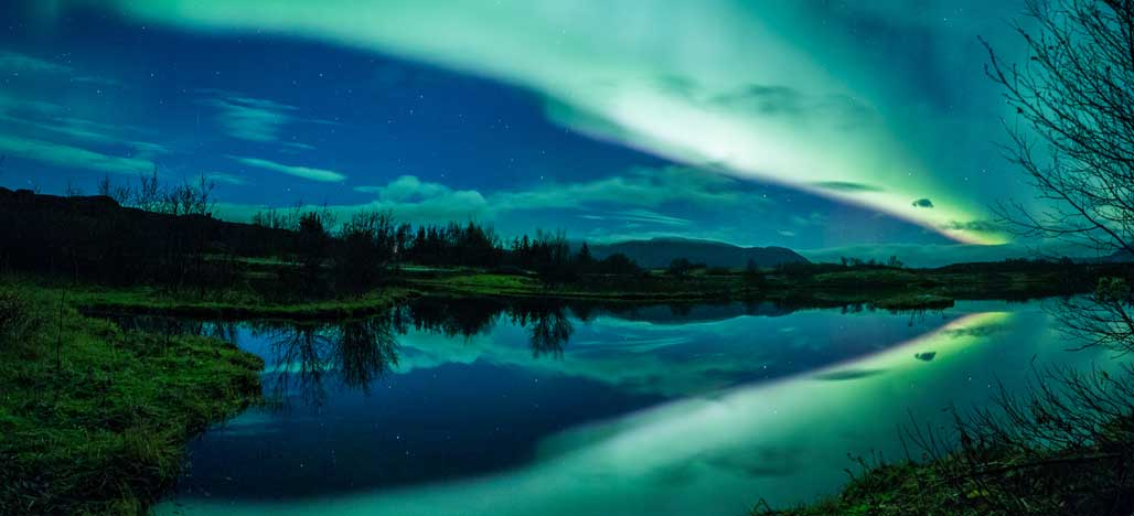 Nothern Lights Green