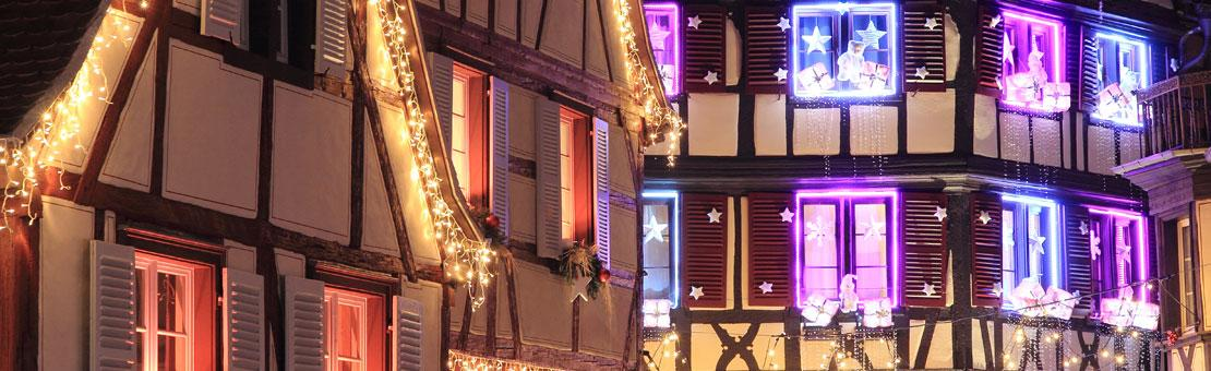 Colmar at Christmas