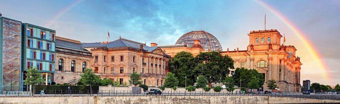 Berlin Parliment