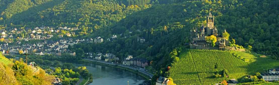 Mosel Valley & River