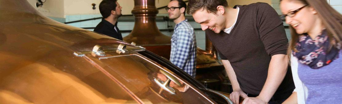 Brewery Tour at Maisel's