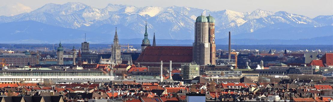 Munich & Bavarian Alps