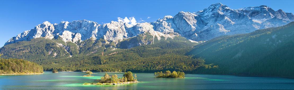 Bavariain Alps