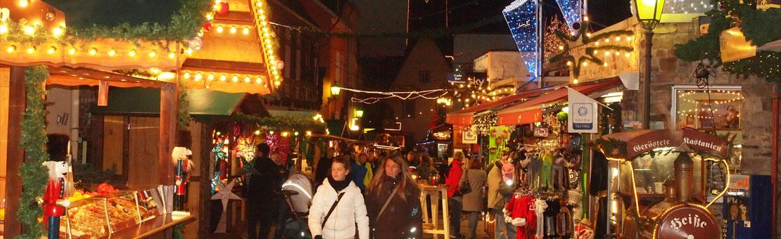 Rhine Christmas Market of Nations