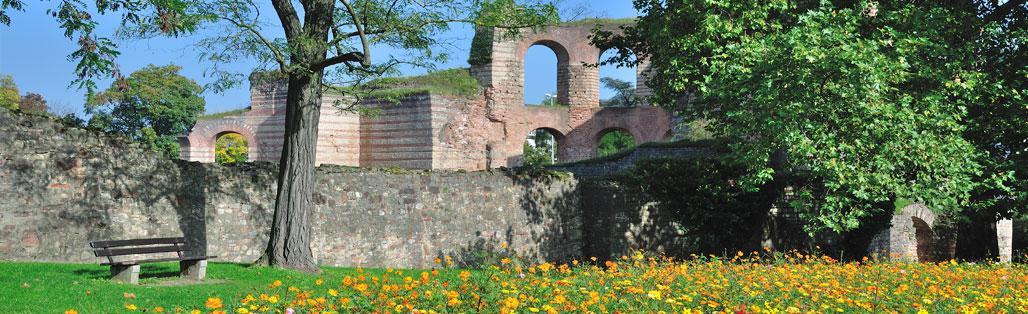 Roman Baths Trier
