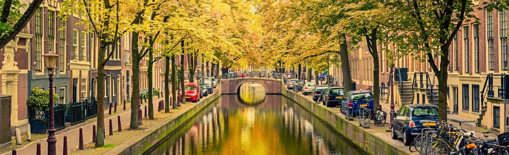 amsterdam green city