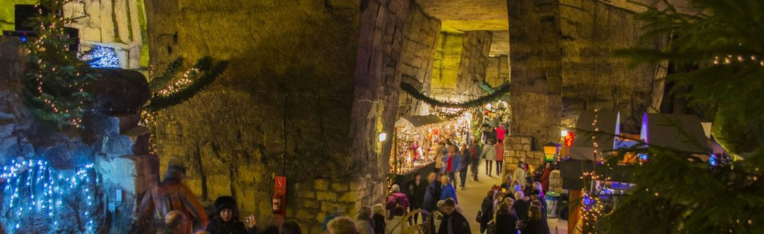 Christmas Caves Market