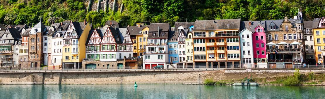 Cochem On Mosel