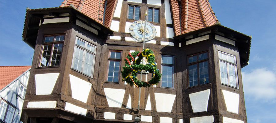 Town Hall in Michelstadt