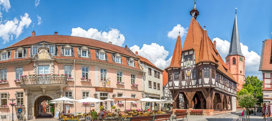 Town Center Michelstadt