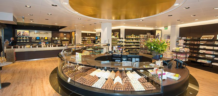 Laderach Chocolate Boutique